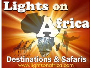 Lights on Africa Destinations & Safaris - Travel Agencies