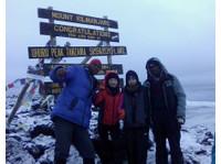 Stephen Mwakimonga, Adventure Makers (2) - Walking, Hiking & Climbing