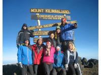 Stephen Mwakimonga, Adventure Makers (3) - Walking, Hiking & Climbing