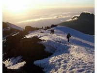 Stephen Mwakimonga, Adventure Makers (6) - Walking, Hiking & Climbing