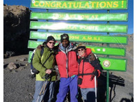 Stephen Mwakimonga, Adventure Makers (7) - Walking, Hiking & Climbing