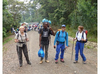 Stephen Mwakimonga, Adventure Makers (8) - Walking, Hiking & Climbing