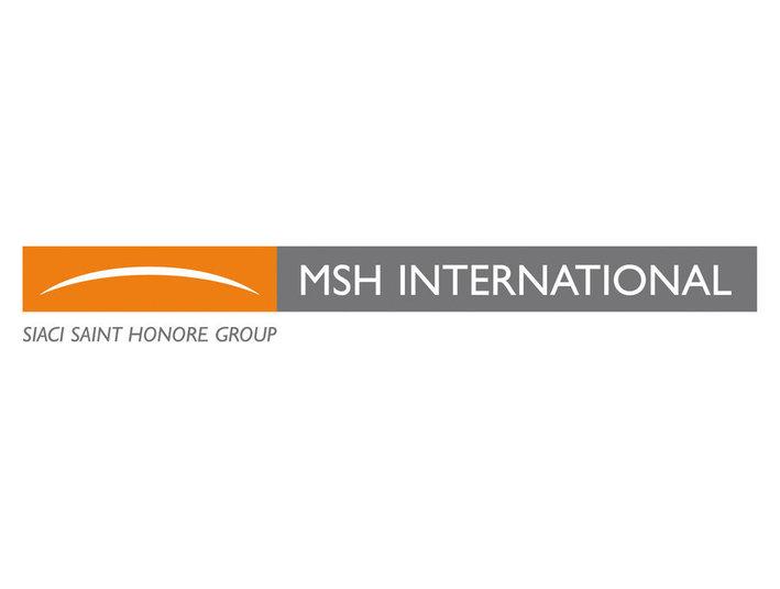 Msh International Thaïland - Vakuutusyhtiöt