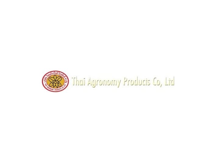 Thai Agronomy Products Co Ltd - Food & Drink