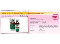 COX Laboratories (Thailand) Ltd.,Part (1) - Alternative Healthcare