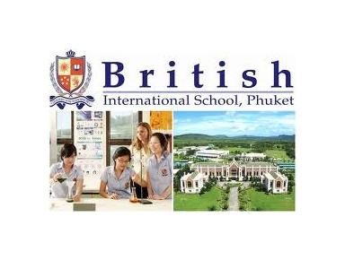 British International School, Phuket - International schools