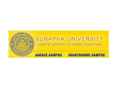 Burapha University - Universities