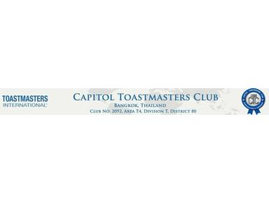 Capitol Toastmasters Club - Expat Clubs & Associations