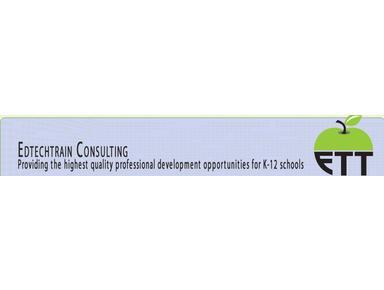 Edtechtrain Consulting - Consultancy