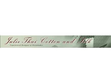 Julie Thai Cotton & Silk - Clothes
