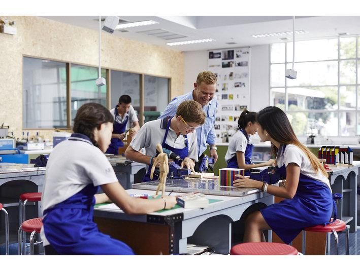 NIST International School - International schools