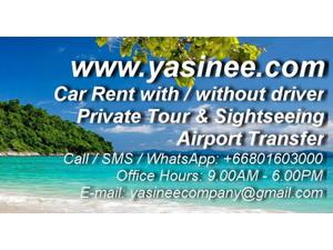 Yasinee Company - Car Rentals