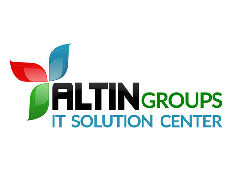 Altin Groups IT Solution Center - Webdesign