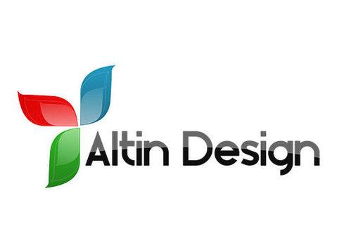 Altin Design - Webdesign