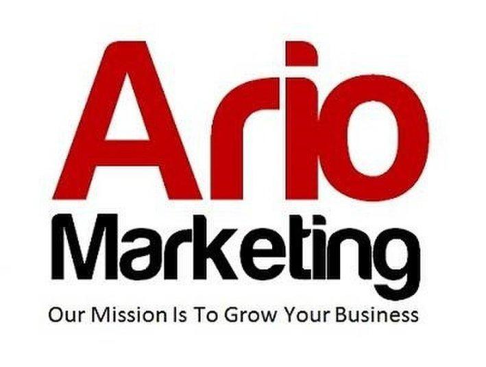 ArioMarketing, Digital Marketing Agency - Advertising Agencies