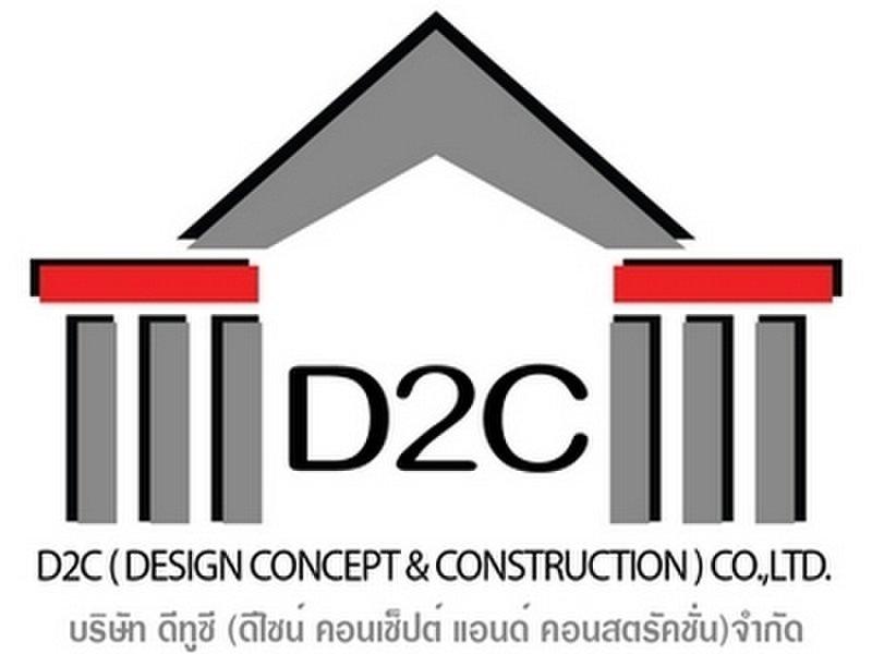 d2c building construction et r novation tha lande property. Black Bedroom Furniture Sets. Home Design Ideas