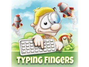 Typing Fingers - Spielzeug
