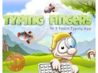 Typing Fingers (1) - Spielzeug