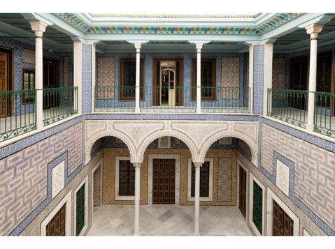 Palais Bayram - Hotels & Hostels