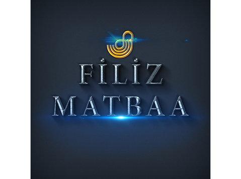 Filiz Matbaa - Print Services