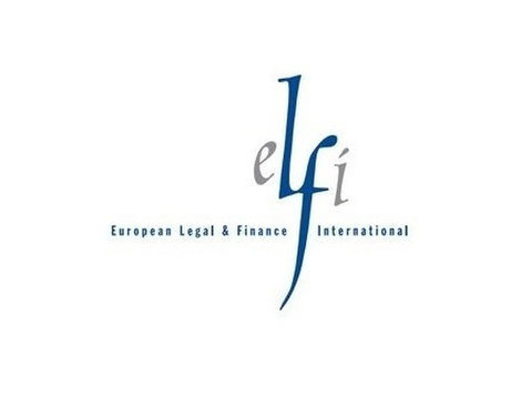 Elfi Legal & Finance International - Commerciële Advocaten