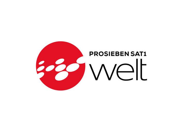ProSiebenSat1 Welt - TV, radio & presse