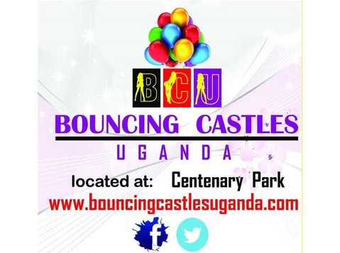bouncing castles uganda events - Toys & Kid's Products