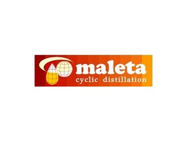 Maleta Cyclic Distillation Llc Oü | Distillation Column - Import/Export