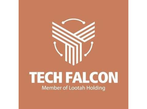 Tech Falcon - Consultancy