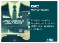Pact Software Services Llc (6) - Language software