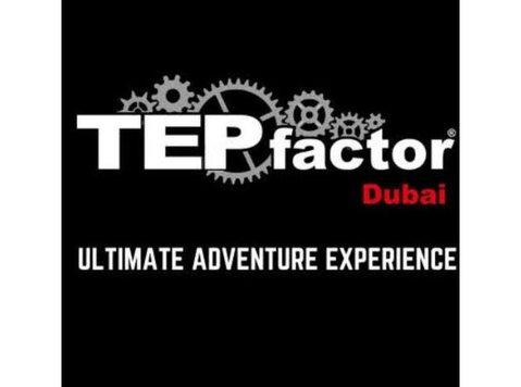 TEPfactor - Игры и Спорт