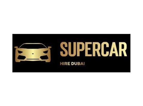Supercar hire Dubai - Autonvuokraus