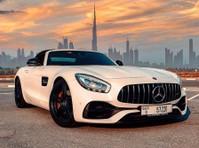 Supercar hire Dubai (3) - Car Rentals
