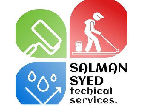 Salman Syed Technical Services - Construction Services