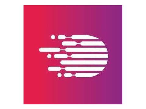 Digital Gravity - Webdesign