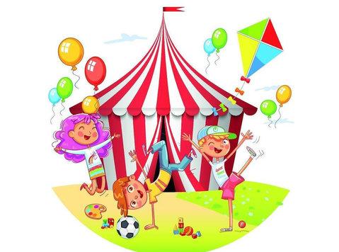 Bait Al Tarfeeh Toys Trading - Toys & Kid's Products