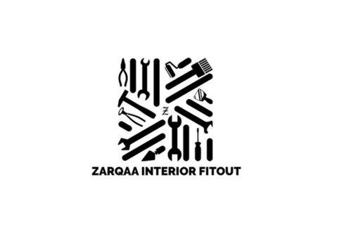 Zarqaa Interior Fitout - Building & Renovation