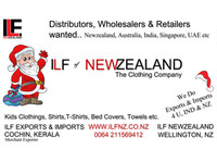 ILF of NEWZEALAND (1) - Clothes