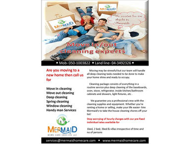 Mermaid Home Care Services - Cleaners & Cleaning services