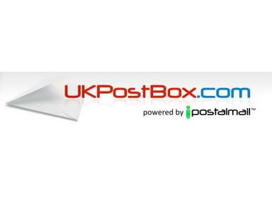 UK Post Box - Postal services