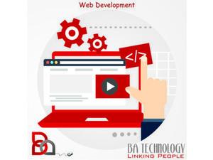 Batechnology - Webdesign