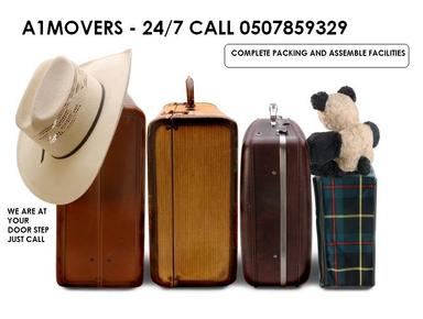 A1 MOVERS - Removals & Transport