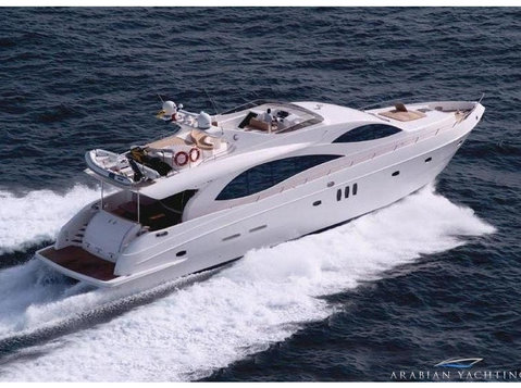 Luxury Yacht Rental - Arabian Yachting - Dubai - Yachts & Sailing