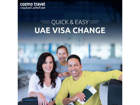 Same Day Dubai Visa Change | Airport To Airport in Uae - Immigration Services