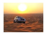 Abu Dhabi Evening Safari, Cheap Desert Safari Packages (1) - Travel sites