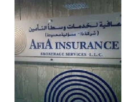 AFIA Insurance Brokerage Services LLC - Insurance companies