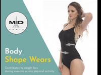 Montale Store: Buy Body Shapewear For Men Women Dubai Uae (1) - Abbigliamento