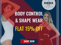 Montale Store: Buy Body Shapewear For Men Women Dubai Uae (2) - Abbigliamento