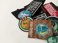 Embroidery, Tailoring & Woven Labels (3) - Clothes