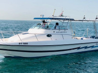 Boat Tour Dubai-yacht rental Dubai (1) - Yachts & Sailing